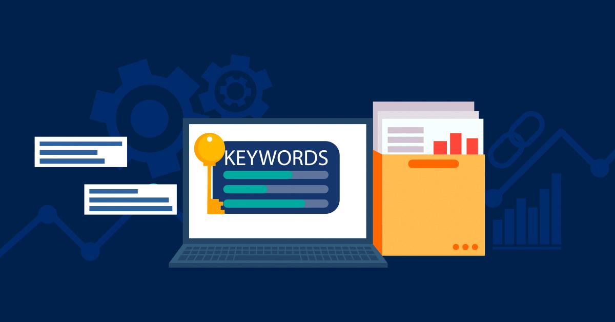 keywords e link juice