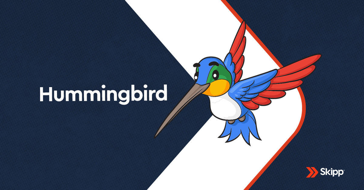 hummingbird algoritmo do google